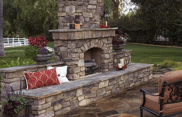 Charleston SC Outdoor Fireplace Installation & Repair