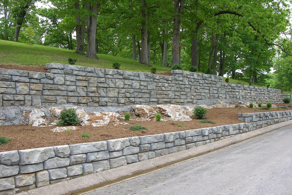 Charleston SC Retaining Wall (2)