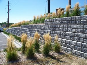 Charleston SC Retaining Wall